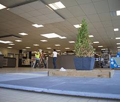 Leclercq mat riaux materiaux pour professionnels et for Garage libre service pour particulier